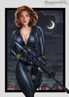 Black Widow 2 by killbiro