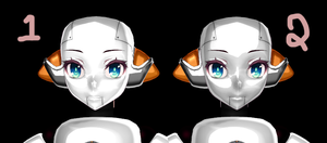 Which head??? WIP by Drysmath