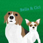 Bella and Cici by chipmagnum