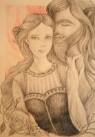 Beauty and the Beast by FiabeSCa