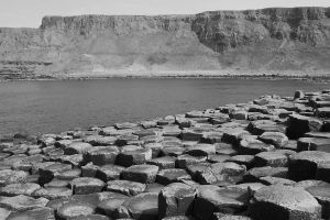 giants causeway black n white by nightwing1975