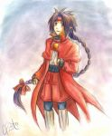 Chrono Watercolor by Link-fizzle