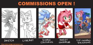 commissions open ! by Shira-hedgie