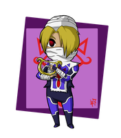 WW Sheik by Zaziki7