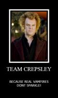 Team Crepsley by CalicoWoolfe
