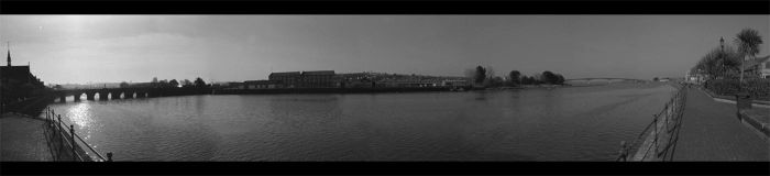 Panoramic River Industrial by Bsmovies