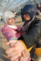 Dance with me Sion! (Nezumi Cosplay) by HaruhiSama