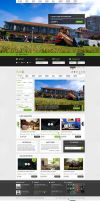 Pure Real Estate is a HTML5 - CSS3 Template by brillianthemes