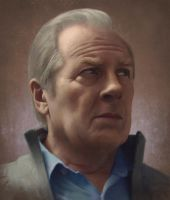Chuck McGill by AngelGanev