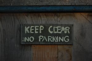 Keep Clear by adamlonsdale