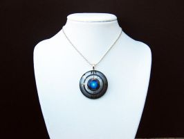Wheatley Portal Necklace by AngelElementsEtsy