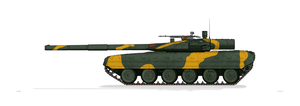 T-95 Indian Army by MacPaul