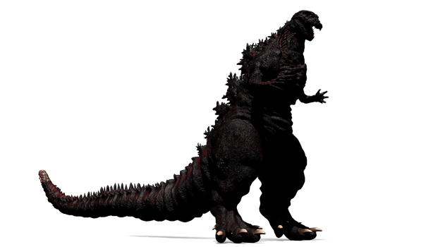 SHIN GODZILLA ver Rel 2.0 COMPLETED! by FlowRellik