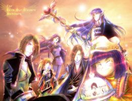 For Slayers Challenge members by EugeneCh