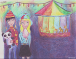 Magic at a Carnival by f-innick