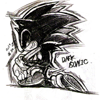 DARK SONIC by Bayaruska