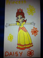 Princess Daisy by airbornewife71