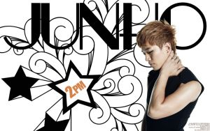 Junho - of 2PM by mlehdesigns