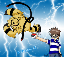Electivire and Phantom
