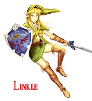 Linkle by ZaloHero