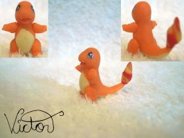 4 Charmander by VictorCustomizer