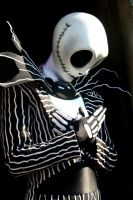 Jack Skellington sleep by cloudedante