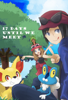 17 DAYS UNTIL WE MEET by Sandy-kun