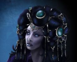Empress of the Twilight Moon by charligal