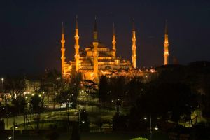 Blue Mosque I by smrdncr