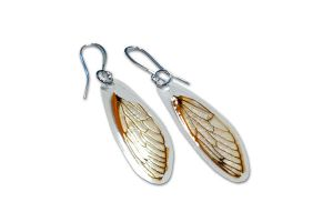 Cicada Earrings by TheButterflyBabe