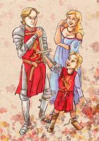 Lannisters by kethryn