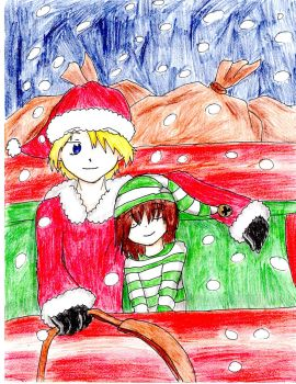 Sleigh Ride Together With You by MitsukiChan313
