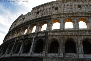 Colosseum by skullkill88