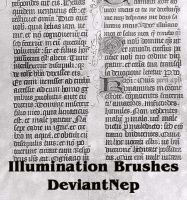 Illumination Brushes 03 by DeviantNep