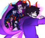 the highbloods by Kamik91