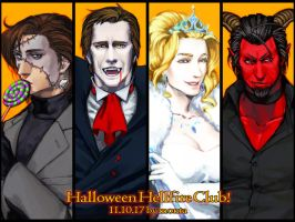 Halloween Hellfire Club by daimon560