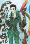 Dishonored - Delilah by Tarotmaster