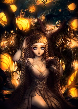 Forest Queen by Eunice55