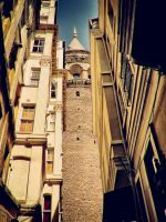 Galata Tower V by Monotrooper