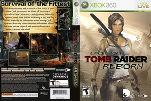 360 Tomb Raider Reborn Custom by StarfireEspo