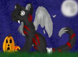 Halloween is always here. by DogSong