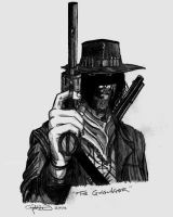 The Gunslinger. by MBV-Arkestra