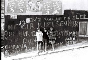 Children in the time of election by TanBekdemir