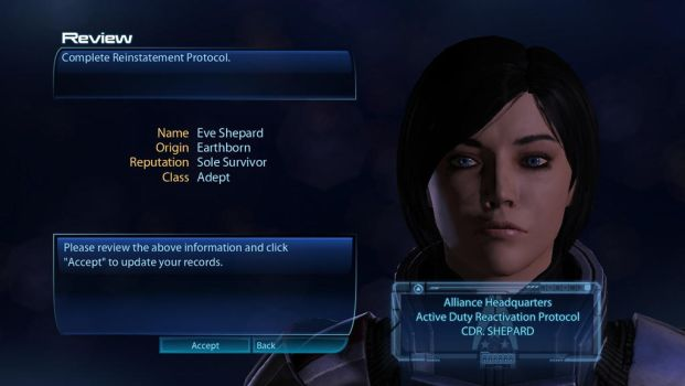 My Shepard by Aprilaen