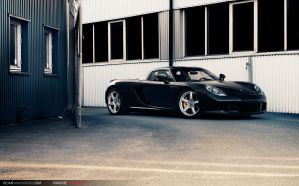 carrera GT - Black beast by dejz0r