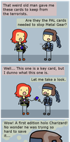 Metal Gear Silly by sillyshepard