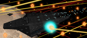 Battle of Alpha Ceti: Hold Them Back! by EmperorMyric