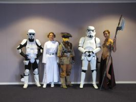Comic Convention Houten by Applenaut