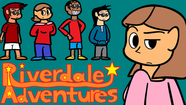 Riverdale Adventures-Cool Day by shemarspidle