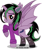 Zile-Bat by Vector-Brony
